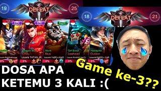 Download Video LAWAN LOUVRE 3 KALI - BIKIN KEPALA MAU PECAH MP3 3GP MP4