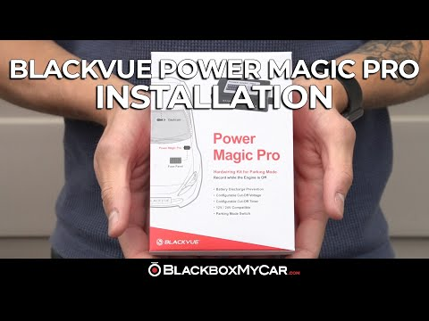 How To Properly Setup And Install Your BlackVue Power Magic Pro | BlackboxMyCar