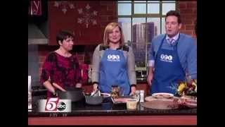 Budget-Friendly Meals (11/25/13 on KSTP's Twin Cities Live)