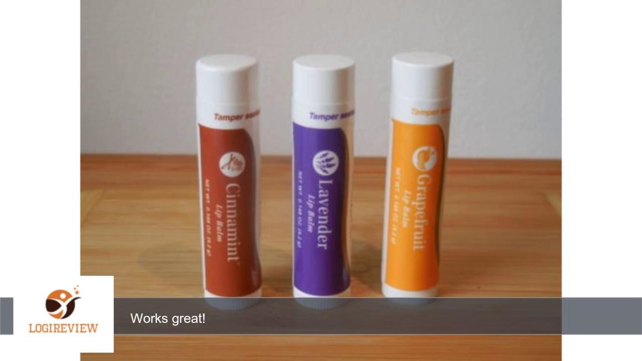 Young Living Lip Balm Trio (Lavender Grapefruit Cinnamon ...