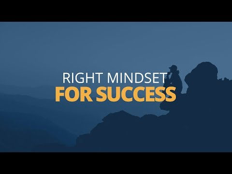 How to Develop a Success Mindset | Brian Tracy