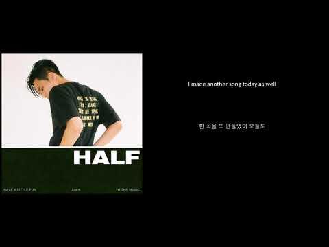 Somebody Else (이해해줘) - Sik-K [ENG SUB / HANGEUL]