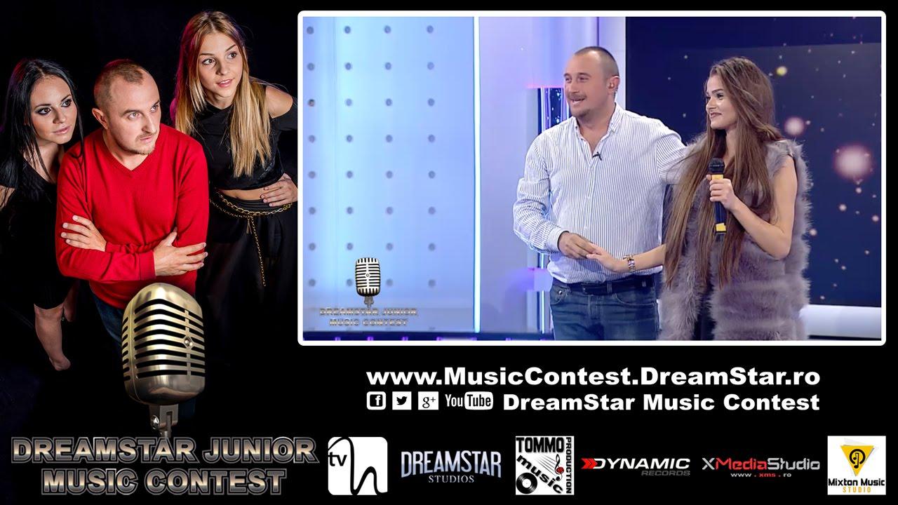 jurizare THEO ROSE | DreamStar Junior Music Contest | Ed. 1 / Sezon 1