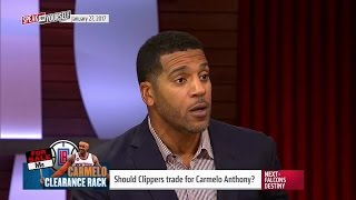 Carmelo Anthony trade is short-term fix for the Clippers | SPEAK FOR YOURSELF