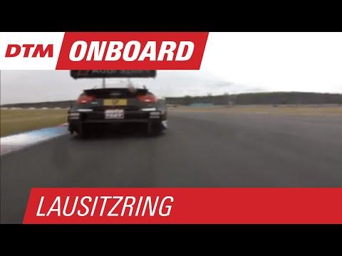 Edoardo Mortara (Audi RS 5 DTM) - Onboard (Race 2 Full Length) - DTM Lausitzring 2015