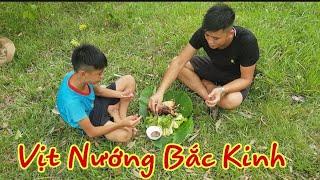 Béo Gầy TV |  Vịt Nướng Bắc Kinh Siêu Ngon | Grilled Duck Beijing Super Delicious