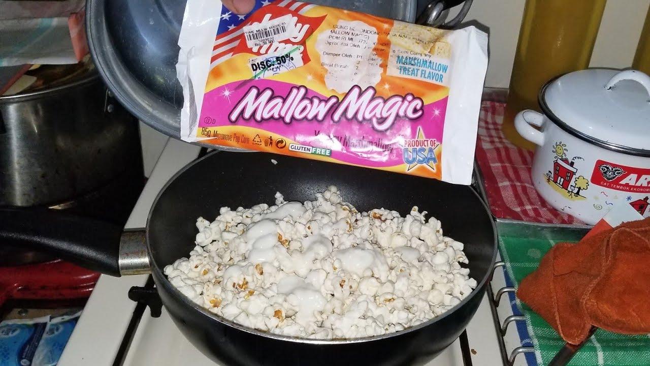 Membuat Pop Corn Jolly Time Di Panci Penggorengan Buat Jolly Time Tanpa Microwave 8 Sept 2020 Youtube