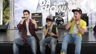 Cosmin Agache, Adrian Tutu, Robo - Freestyle (DA TALENT SHOW)