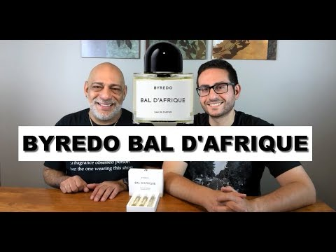 Byredo Unnamed First Impression - YouTube