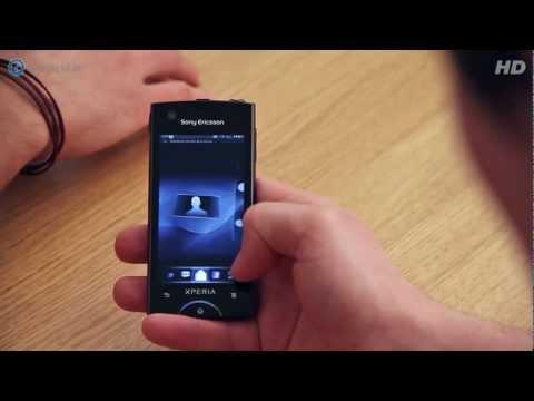 Sony Ericsson Xperia Ray teszt - GSM online™
