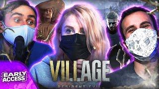 On se fait une frayeur sur Resident Evil Village 😨   Early Access