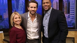 Ryan Reynolds Talks About Baby