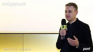Salone del Mobile.Milano 2018 | PUNT - Mario Ruiz presents Malmo, the sideboard