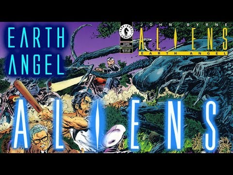 Aliens Earth Angel Comic Book / A look at the Dark Horse Comic!