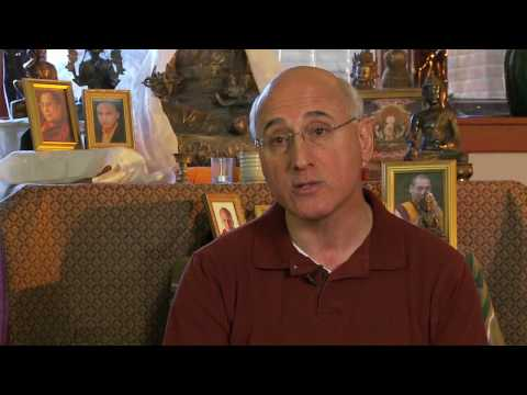Matthew Flickstein explains insight (Vipassana) meditation