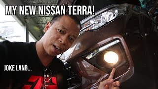 The New Nissan Terra