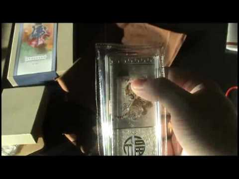 Chinese silver bars available - Sweeeeet!!!