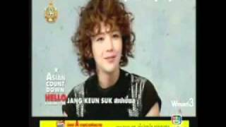 [ENG SUB] 2011.05.15 JKS in Asian Countdown Hello Korean Star Part 4/5