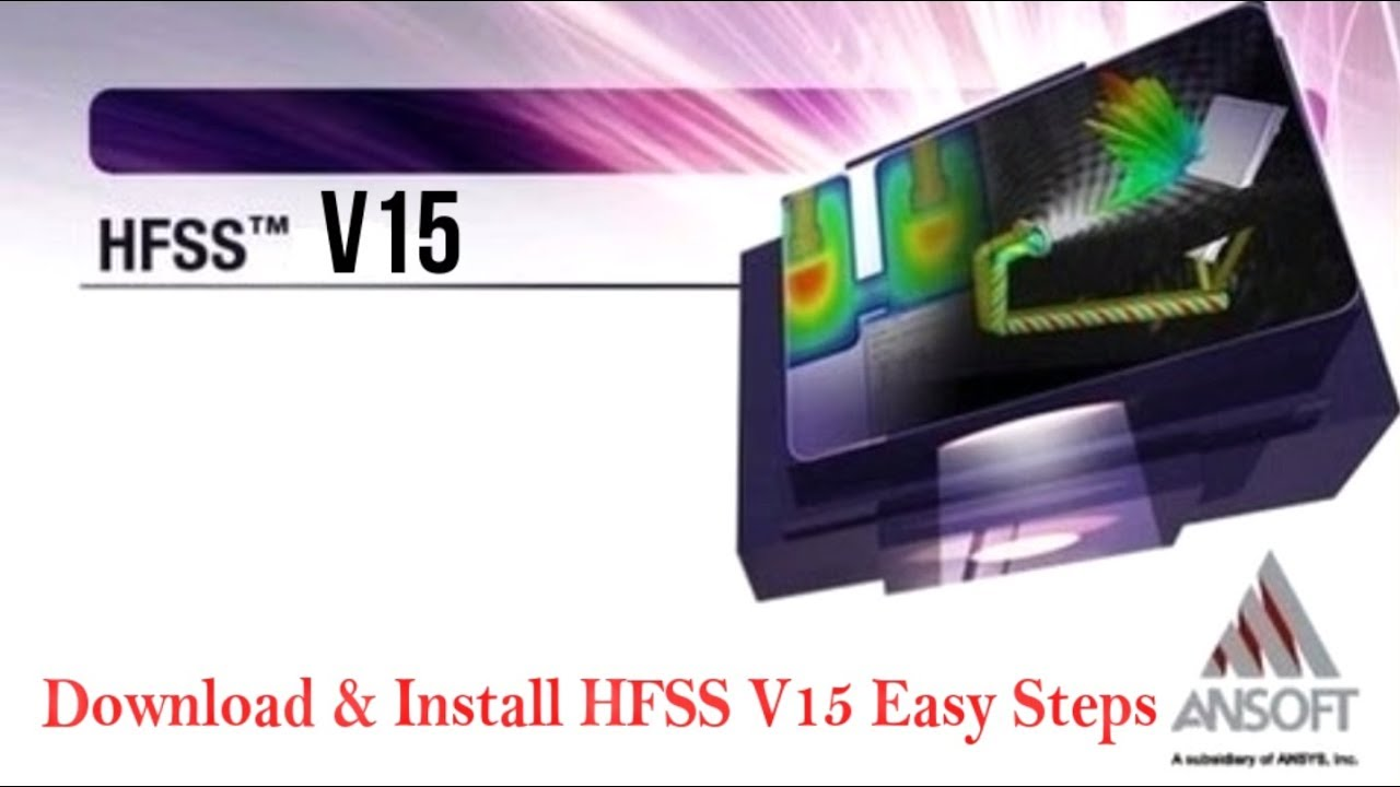 hfss software free download crack