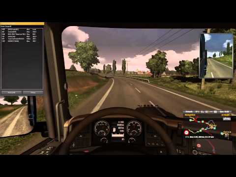 Euro Truck Simulator 2 Multiplayer - Lyon to Sheffield