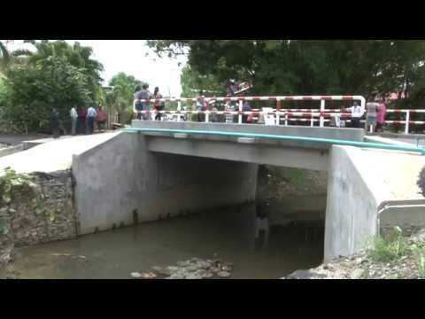 Official Opening of Bridge, Williamsville
