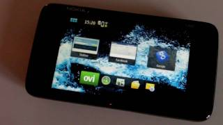 Prise en main / test : Nokia N900