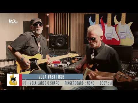 Vola Guitar Vola Vasti Butter Scotch Blonde - Review by Judge Fredd