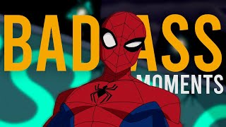 The Spectacular Spider-man - Bad-Ass Moments