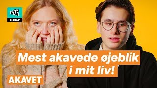Natasja Vind: Glemte tøj - Gik NØGEN ind!? | Akavet | Ultra