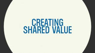 Creating Shared Value: It's the Future thumbnail