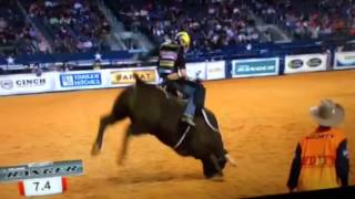 The American Bull Riding Shoot Out 2015