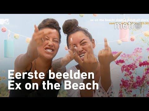 Eerste beelden Ex on the Beach beloven schokkend seizoen