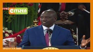 DP Ruto's speech at Bomas of Kenya during BBI Report launch