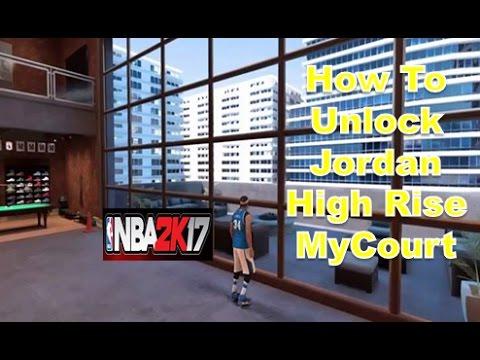 Jordan High-Rise MyCourt Tutorial