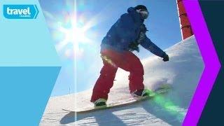 Snowboarding - Matt Evers on Ice & Snow