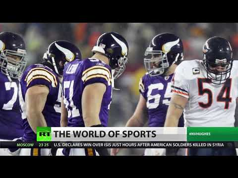 RT America: NFL Lacks Insurance Coverage for Head Trauma