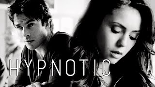 Damon Elena Hypnotic