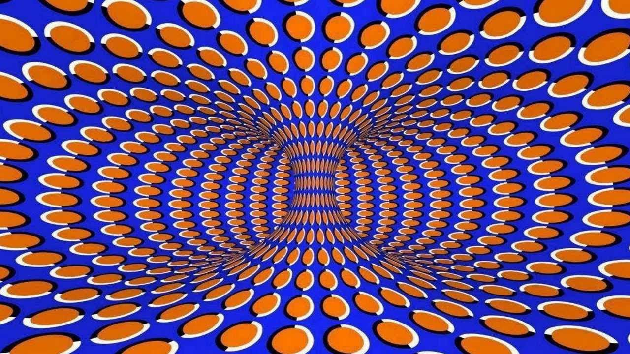 обман зрения очень мощная фото