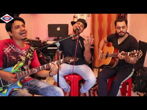 Sayonee - Junoon (Azadi) | Guitar | Heart Beat Style | Live Jamming | The western Local Band