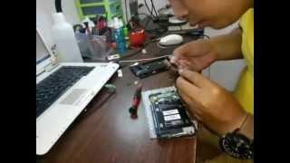 TUTORIAL MEMASANG LCD + LAYAR SENTUH LENOVO P780