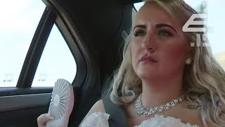 Pregnant Bride Travels FOUR HOURS to Her Wedding!! | Don