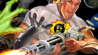 Serious Sam HD The First Encounter Full Movie All Cutscenes Cinematic