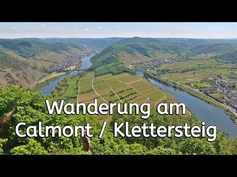 Calmont Klettersteig Unfälle : Höhenangst überwinden auf dem calmont klettersteig youtube