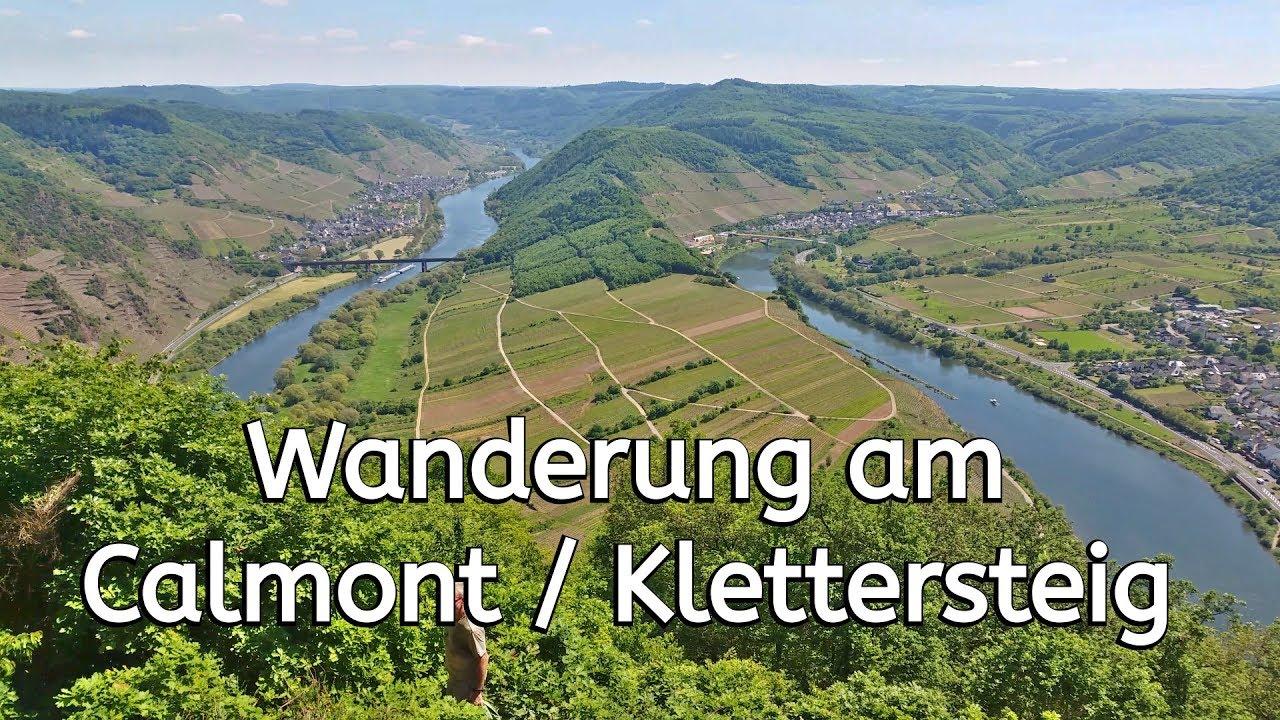 Klettersteig Mosel : Calmont klettersteig mosel steilste weinberge deutschlands