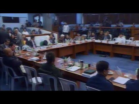 BBL resource persons at Senate mix up names of JV, Jinggoy