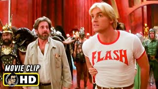 "FLASH GORDON Clip - ""Football"" (1980)"