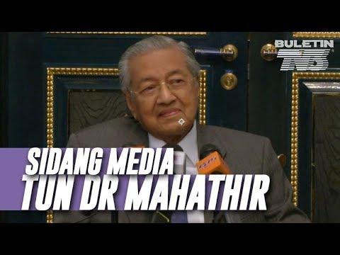 LANGSUNG: Sidang Media Perdana Menteri, Tun Dr Mahathir Mohamad di Brunei | Isnin, 3 September 2018