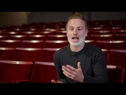 Interview with Andrew Lincoln   A Christmas Carol
