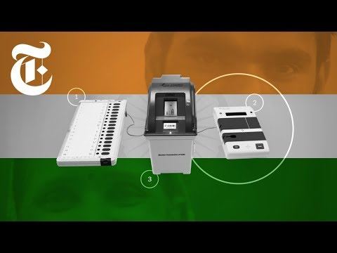 India's Elections Last For 39 Days. Here's Why. | NYT News thumbnail