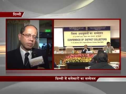AJIT SETH, CABINET SECRETARY, INDIA, INT BY ARVIND K SINGH, RSTV